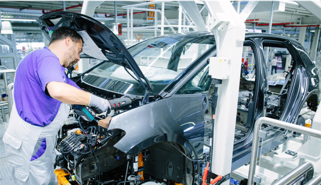 VW ID.3 lässt sich 40 Prozent günstiger als der e-Golf produzieren