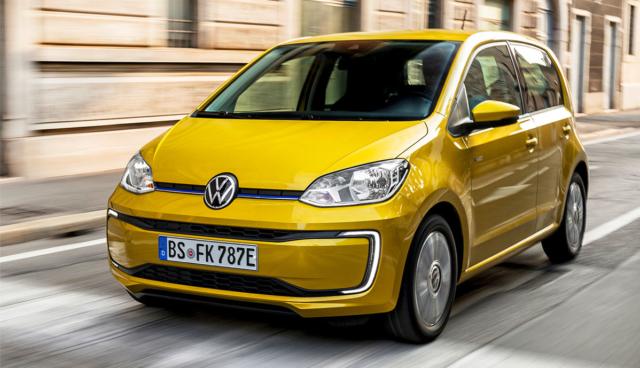 Neuer VW e-up!: Finale Daten und weitere Bilder