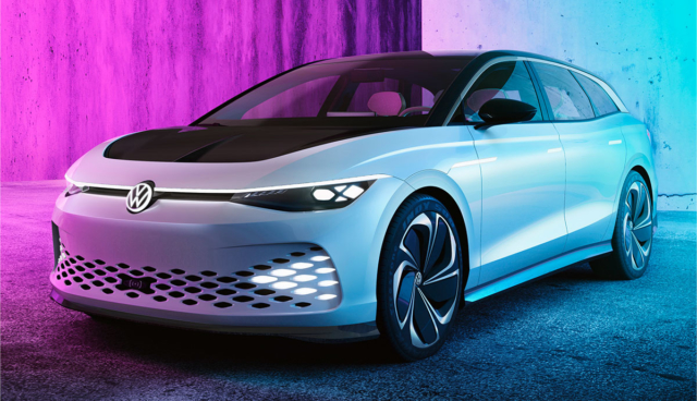 VW bringt Elektro-Shooting-Brake ID. SPACE VIZZION 2021 als Serienfahrzeug
