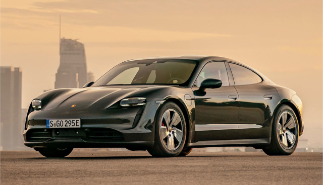 Auslieferung des Porsche Taycan soll sich verzögern