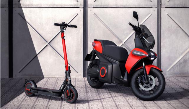 Seat stellt neue E-Roller und Geschäftseinheit für urbane Mobilitätslösungen vor