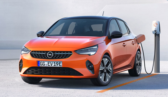 Opel vergleicht Betriebskosten des Corsa mit Elektro-, Benzin- und Diesel-Antrieb