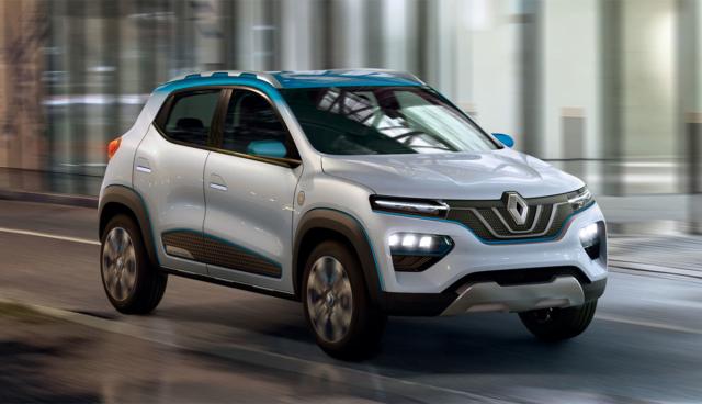 Einsteiger-Elektroauto Renault K-ZE: Europa-Start als Dacia immer wahrscheinlicher