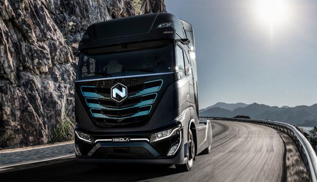 Nikola Motor und Iveco stellen Batterie-Lkw für Europa vor