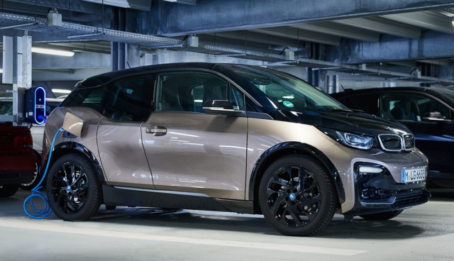 BMW-i3-Ladestation