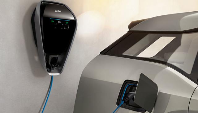Elektroauto-Ladestation-WEG