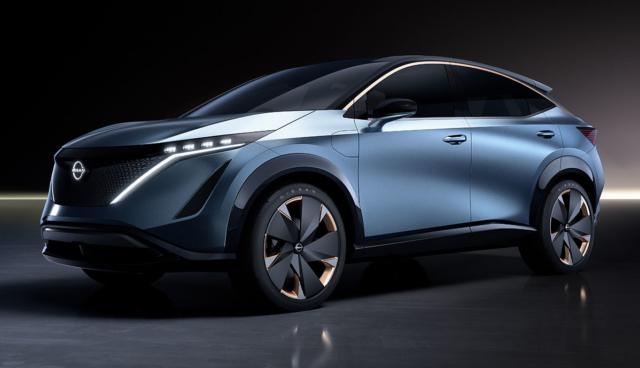 Nissan-Ariya