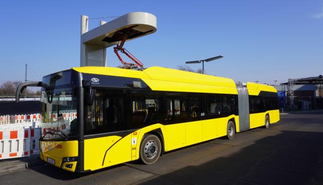 BVG-Elektro-Gelenkbus