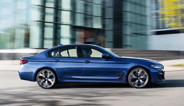 BMW-530e