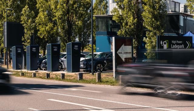 Audi-HPC-Schnellladepark-Ingolstadt